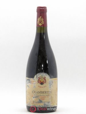 Chambertin Grand Cru Ponsot (Domaine)  1993 - Lot de 1 Bottle