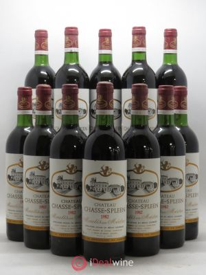 Bouteille Château Chasse Spleen  1982