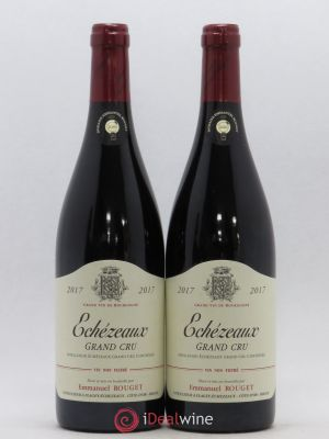 Echézeaux Grand Cru Emmanuel Rouget  2017 - Lot de 2 Bottles