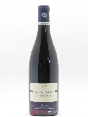 Chambolle-Musigny La Combe d'Orveau Anne Gros  2009