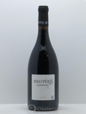 Cahors Mas Del Périé  Amphore Fabien Jouves  2016 - Lot de 1 Bottle