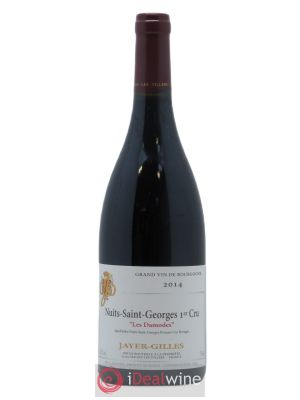 Nuits Saint-Georges 1er Cru Les Damodes Jayer-Gilles  2014 - Lot de 1 Bottle