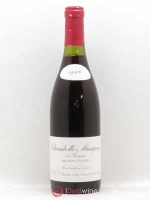 Chambolle-Musigny Les Fremières Leroy (Domaine)  1996