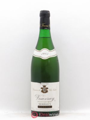 Vouvray Moelleux Clos Naudin - Philippe Foreau  1985
