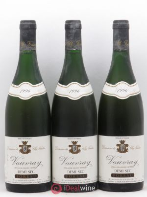 Vouvray Demi-Sec Clos Naudin - Philippe Foreau  1996