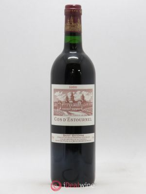Cos d'Estournel 2ème Grand Cru Classé  2000 - Lot de 1 Bottle
