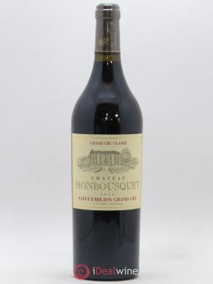 Château Monbousquet Grand Cru Classé  2010 - Lot de 1 Bottle