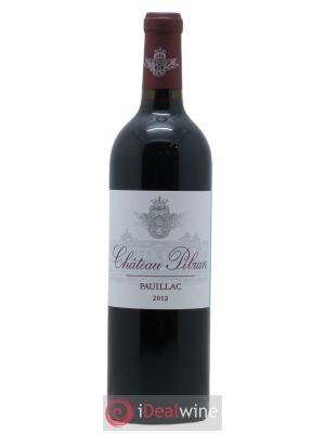 Château Pibran  2013 - Lot de 1 Bottle
