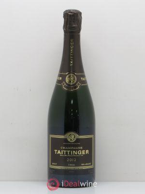 Champagne rothschild millesime 2012