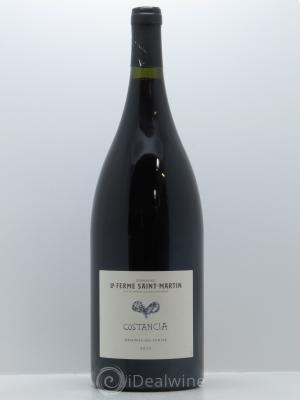 Beaumes-de-Venise La Ferme Saint Martin (Domaine)  Costancia Guy et Thomas Julien  2015 - Lot de 1 Magnum