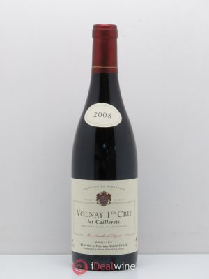 Volnay 1er Cru Les Caillerets Domaine Thierry Glantenay 2008