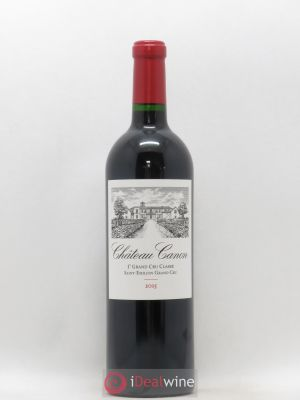 Château Canon 1er Grand Cru Classé B  (no reserve) 2015 - Lot de 1 Bottle
