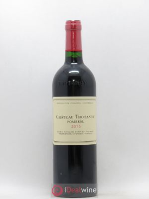Château Trotanoy  (no reserve)  (no reserve) 2015 - Lot de 1 Bottle