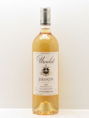 Jurançon Uroulat Charles Hours  2014 - Lot de 1 Bottle