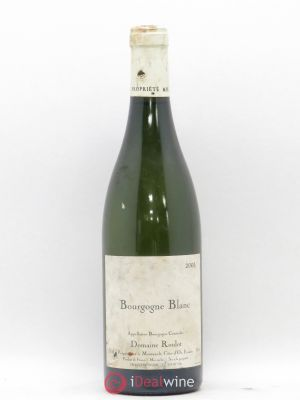 Bourgogne Roulot (Domaine)  2003