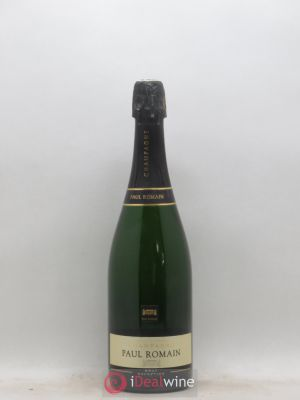 Champagne Paul Romain brut exception  (no reserve)