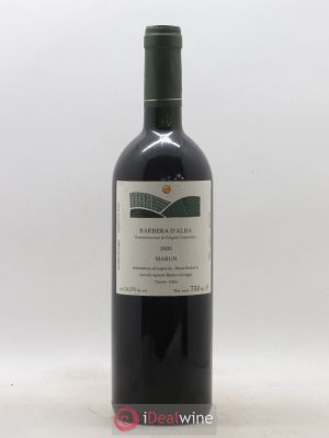 Barbera d'Alba DOC Marun Matteo Corregia 2000 - Lot de 1 Bottle