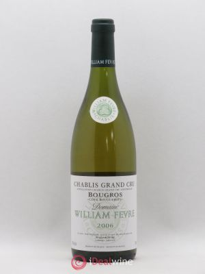 Chablis Grand Cru Bougros William Fèvre (Domaine) Côte Bouguerots 2006 - Lot de 1 Bottle