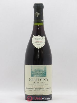 Musigny Grand Cru Jacques Prieur (Domaine)  2000