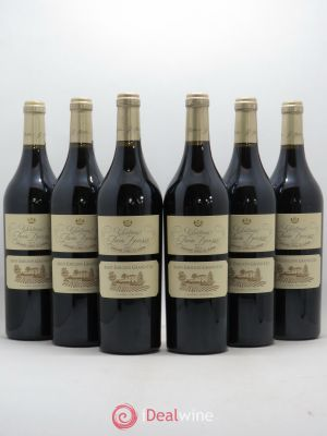 Château Pavie Decesse Grand Cru Classé  2011 - Lot de 6 Bottles