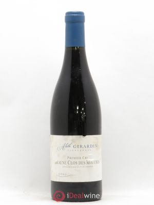 Beaune 1er Cru Clos des Mouches Aleth Girardin 2005 - Lot de 1 Bottle