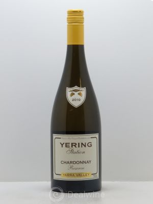 Yara Valley Yering Station Reserve Chardonnay  2010 - Lot de 1 Bouteille