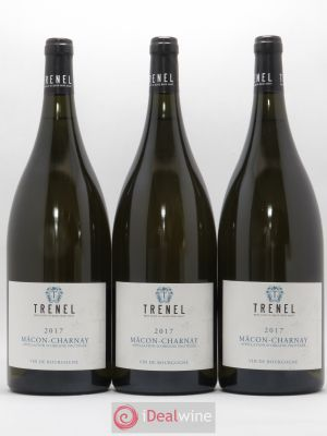 Mâcon Charnay Trenel 2017 - Lot de 3 Magnums