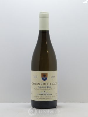 Corton-Charlemagne Grand Cru Follin-Arbelet (Domaine)  2015