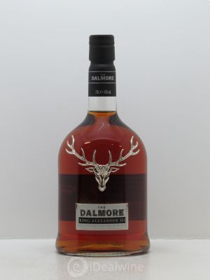 Whisky Dalmore King Alexander III  ---- - Lot de 1 Bouteille