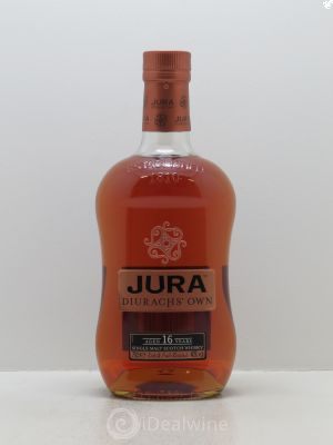 Whisky Jura Aged 16 Years  ---- - Lot de 1 Bottle