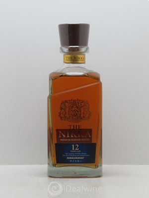 Whisky Nikka The Nikka Aged 12 Year  ---- - Lot de 1 Bouteille