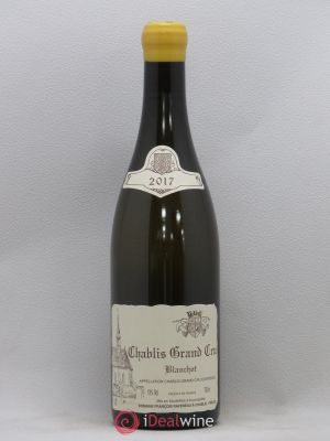 Chablis Grand Cru Blanchot Raveneau (Domaine)  2017 - Lot de 1 Bottle
