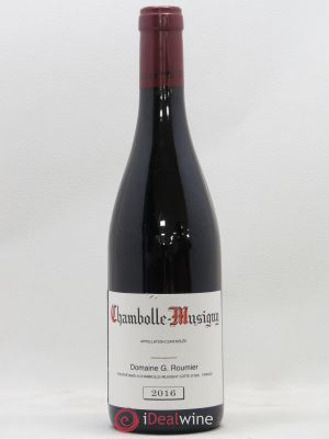 Chambolle-Musigny Georges Roumier (Domaine)  2016 - Lot de 1 Bottle