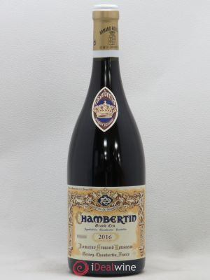 Chambertin Grand Cru Armand Rousseau (Domaine)  2016 - Lot de 1 Bottle