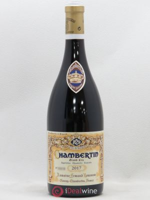 Chambertin Grand Cru Armand Rousseau (Domaine)  2017 - Lot de 1 Bottle