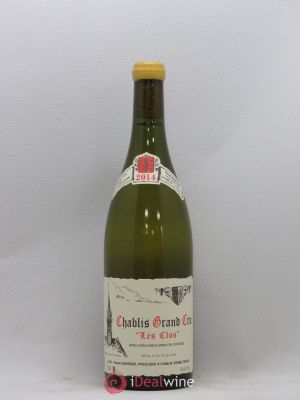 Chablis Grand Cru Les Clos René et Vincent Dauvissat  2014 - Lot de 1 Bottle