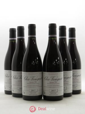 Clos de Vougeot Grand Cru Laurent Roumier  2017 - Lot de 6 Bottles