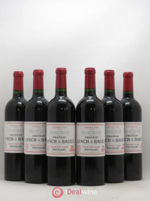 Château Lynch Bages 5ème Grand Cru Classé  2013 - Lot de 6 Bottles