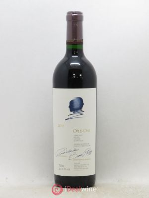 Oakville Opus One Constellation Brands Baron Philippe de Rothschild  2016 - Lot de 1 Bottle