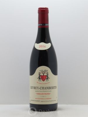 Gevrey-Chambertin Vieilles vignes Geantet-Pansiot  2016 - Lot de 1 Bottle