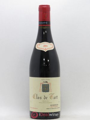 Clos de Tart Grand Cru Mommessin  2001 - Lot de 1 Bottle