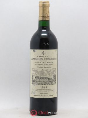 Château La Mission Haut-Brion Cru Classé de Graves  1997 - Lot de 1 Bottle