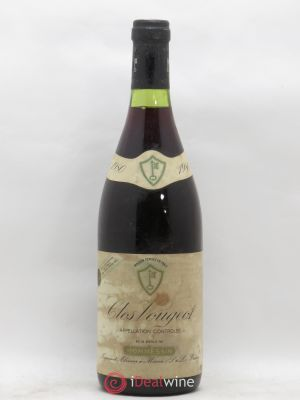 Clos de Vougeot Grand Cru Mommessin 1980 - Lot de 1 Bottle