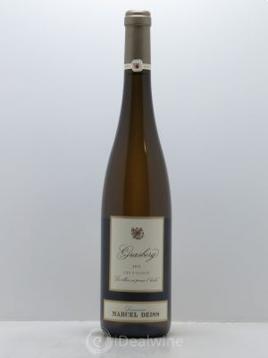 Alsace Grasberg Marcel Deiss (Domaine)  2012 - Lot de 1 Bottle