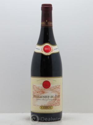Châteauneuf-du-Pape Guigal  2011 - Lot de 1 Bottle