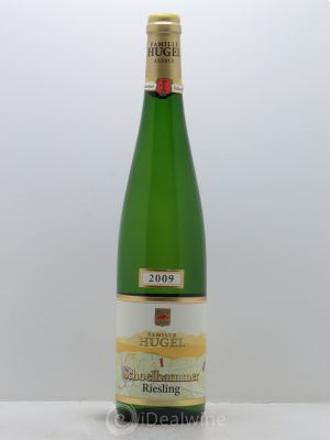 Riesling Schoelhammer Hugel (Domaine)  2009 - Lot de 1 Bottle