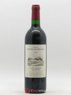 Château Tertre Roteboeuf  1993