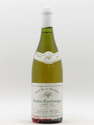 Corton-Charlemagne Grand Cru Domaine Jean-Claude Belland 1993 - Lot de 1 Bottle