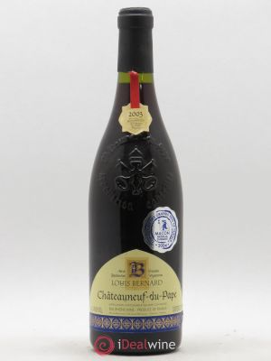 Châteauneuf-du-Pape Louis Bernard 2003 - Lot de 1 Bottle