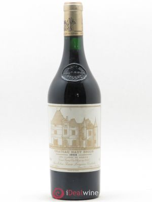 Château Haut Brion 1er Grand Cru Classé  1988 - Lot de 1 Bottle